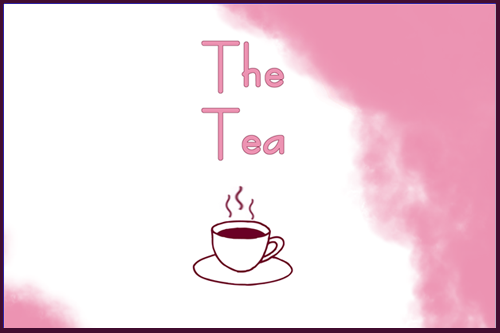 the cover for The Tea brochure